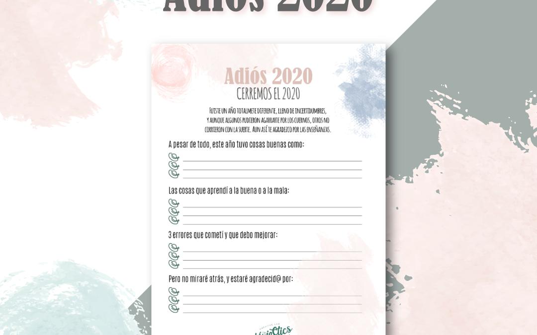 Descargable Adiós 2020