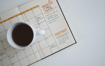 Aprende a Organizarte y cumple tus metas