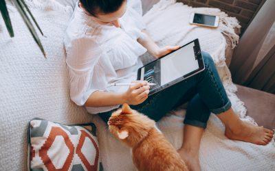 5 consejos para trabajar desde casa